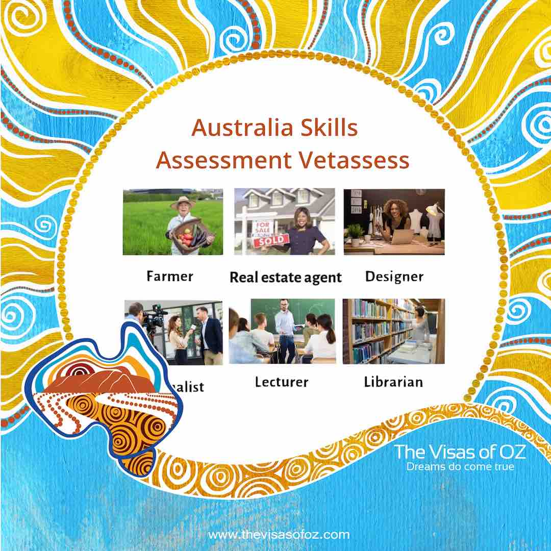 Skills Assessment Vetassess