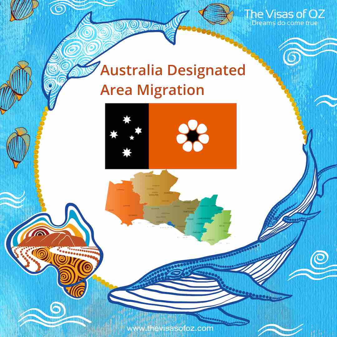 Australia Designated Area Migration - NT DAMA II - The Visas