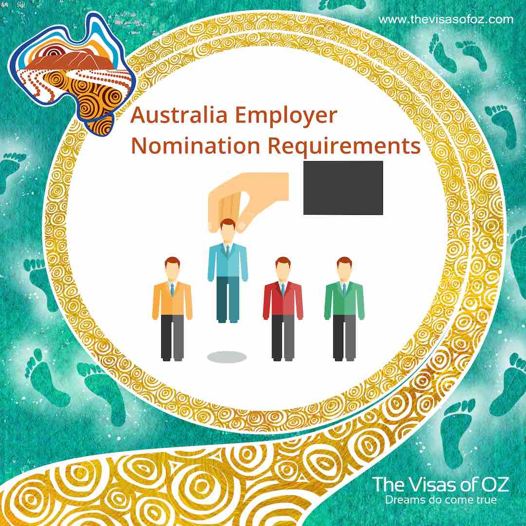 Employer Nomination Requirements
