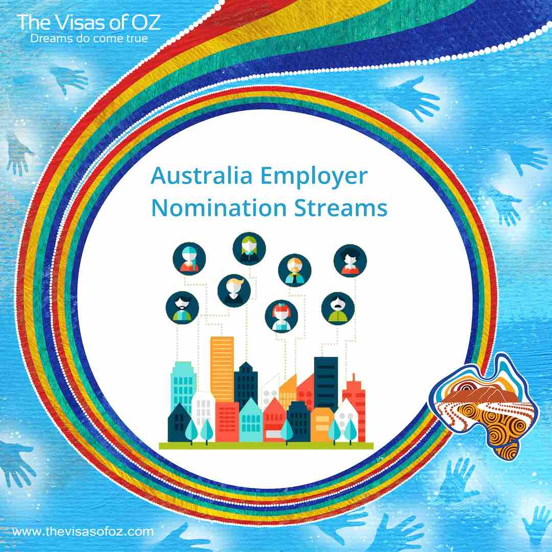 Employer Nomination Streams