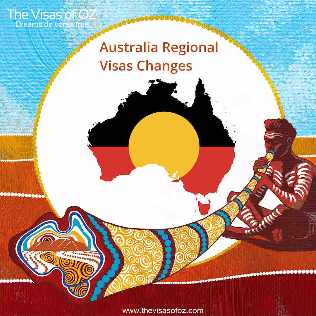 Regional Visas Changes