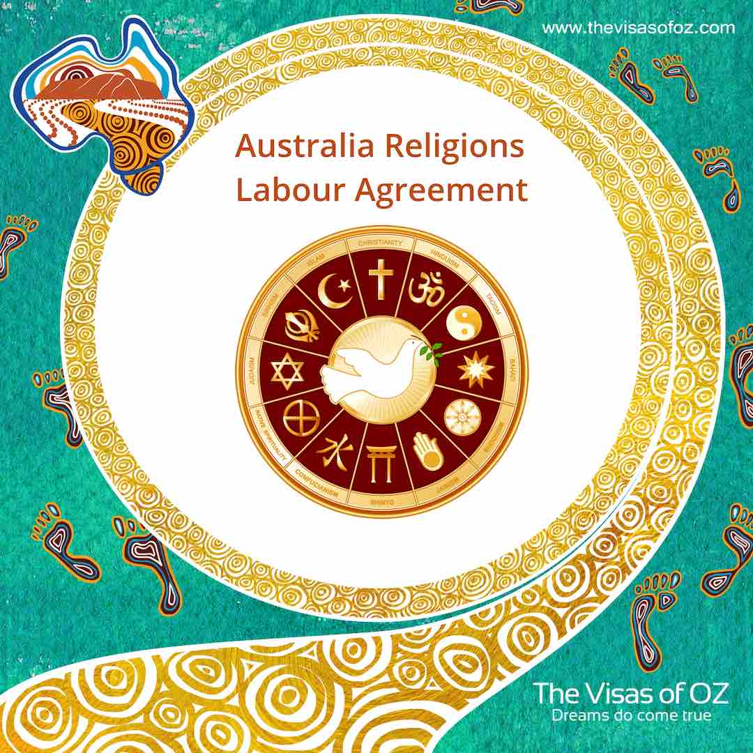 Australia Religions Labour Agreement Requirements - The