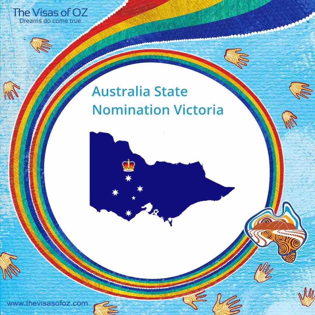 State Nomination Victoria