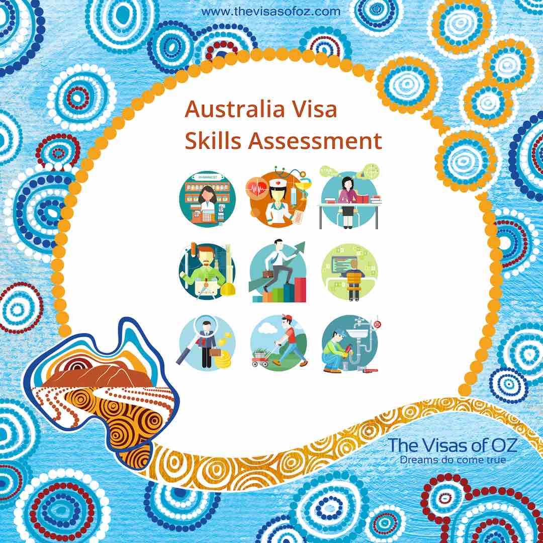 Australia Visa Skills Assessment