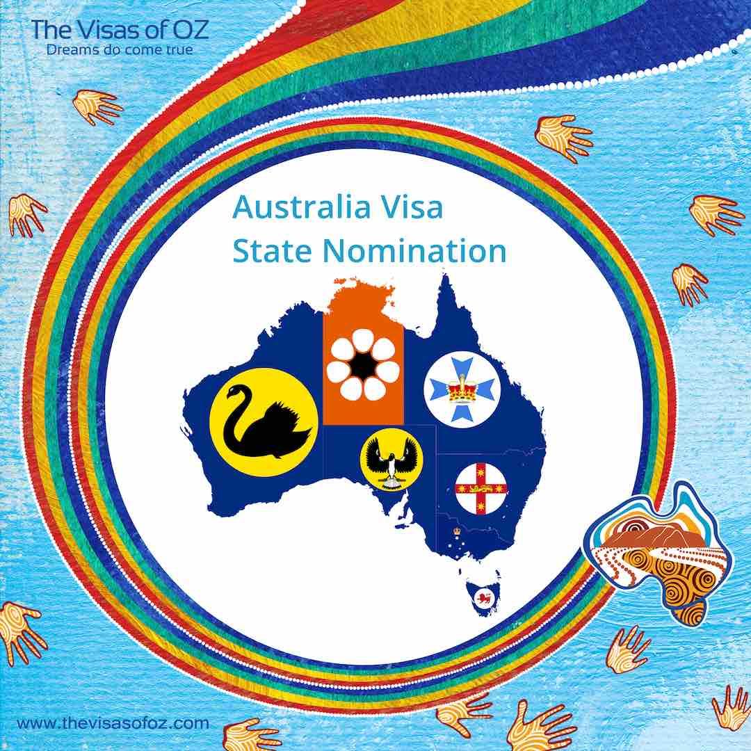 Australia Visa State Nomination