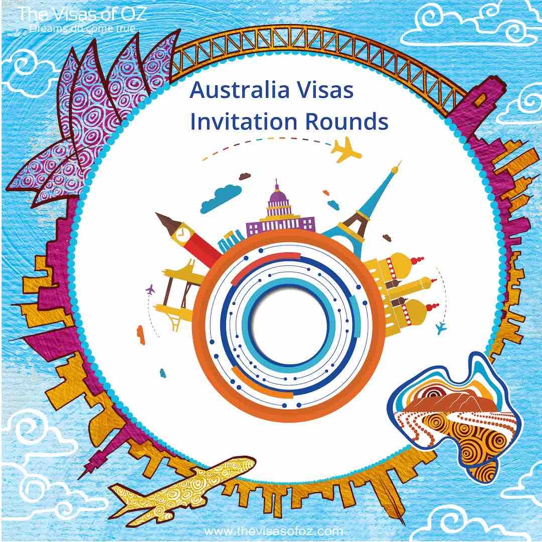 Australia Visas Invitation Rounds EoI Selection Process
